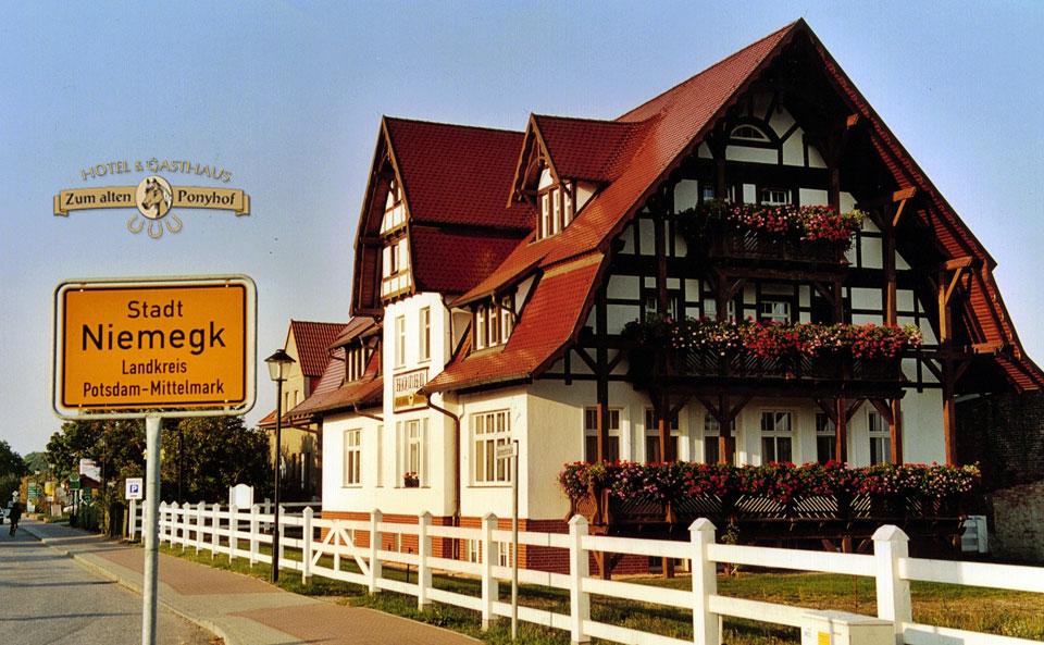 Hotel und Gasthaus zum Alten Ponyhof